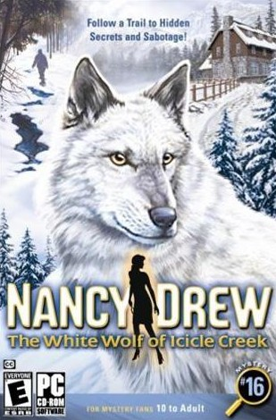 Descargar Nancy Drew The White Wolf Of Icicle Creek [English] [2CDs] por Torrent